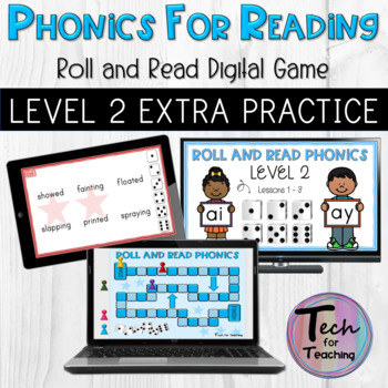 Phonics for Reading Intervention Level 1, Lesson 1