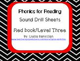Phonics for Reading- Level Three- Sound Drills