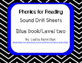Phonics for Reading- Level Two- Sound Drills