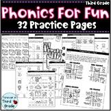 Phonics for Third Grade