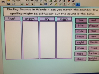 2nd Grade Common Core 2.RF.3 Phonics for the Year SMARTBoard