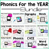 Phonics for the Year