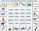 Phonics game boards
