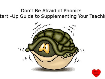 Phonics in Your Classroom