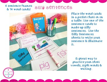 Phonics in a Snap! Small Group Activities (Short a)