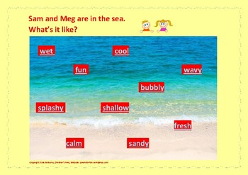 Phonics in the Sea (Ages 4-6)
