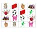 Phonics -ing and -all Bingo Cards