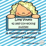 Phonics: long vowel puzzles
