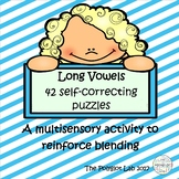 Phonics: long vowel puzzles