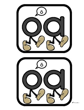 Phonics - mini Sound Spelling Cards (more added)