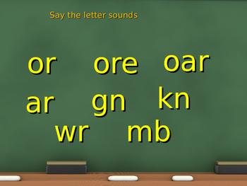 Phonics or, ore, oar Treasures Unit 3 Week 4