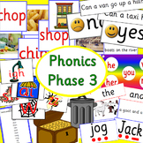 Phonics phase 3- Letters and Sounds