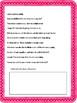 Phonics poems long a & i, long o & u, ing ending, ew and ue, and ed ending