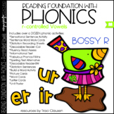 Phonics - r-controlled vowels / bossy r - Reading Foundation with Phonics