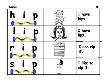 Phonics-short I practice          Blending Words and Sentence Fluency
