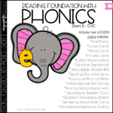 Phonics - short e - Reading Foundation with Phonics