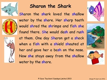 Phonics stories - stories to use in introducing a grapheme