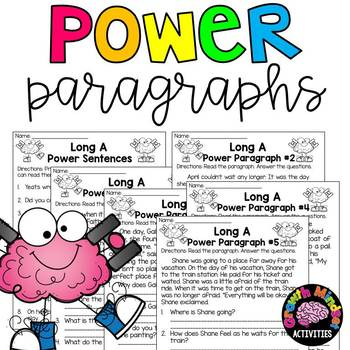 Phonics to Empower - Learning Phonics the Growth Mindset Way! (Long A)