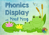 Phonics with Fred Frog