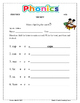 Phonics with MICKEY