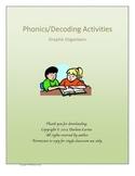 Phonics/Decoding Activities - Graphic Organizer