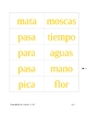 Phonics/Spelling:  Compound Concentration (English and Spanish)