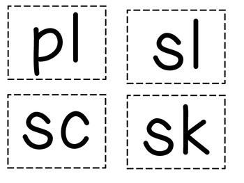 Phonics/Spelling Flash Cards