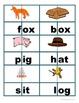 Phonics Word Building Card Bundle