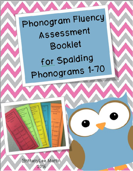 Phonogram Assessment Booklet