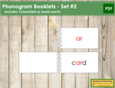 Phonogram Booklets - Set 2