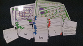 Phonogram Cards, Phonics Desk Charts, Teacher Notes: Spell.Ph.Un