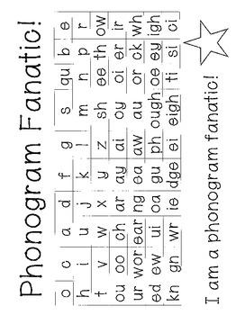 Phonogram Fanatic - Spalding Phonograms