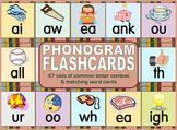 Phonogram Flashcards