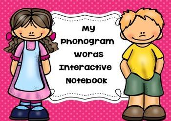 Phonogram Interactive Notebook