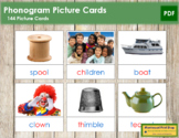 Phonogram Picture Cards - Level 3