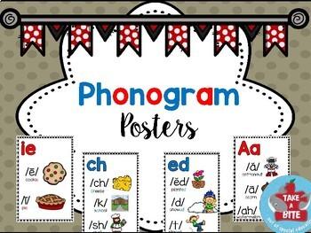 Phonogram Posters