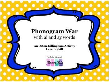 Phonogram War with AI & AY
