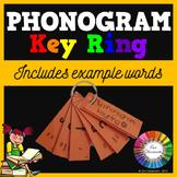 Spalding Phonogram Key Ring