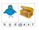 Phonograms, Word Families (Flashcards and Puzzles)