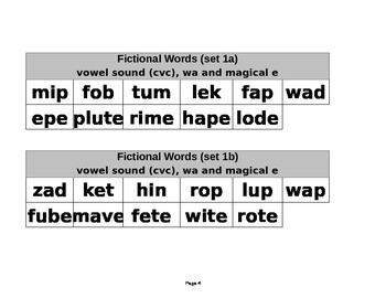 Phonological Assessment