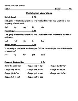Phonological Awareness 4
