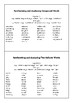 Phonological Awareness Activities