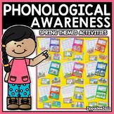 Phonological Awareness Activities Centers