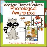 Woodland Centers: Rhyming, Syllables, Initial Sounds