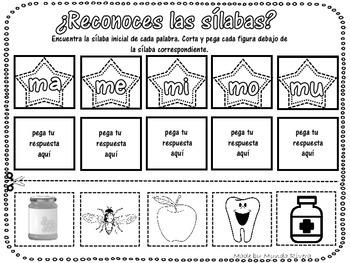Phonological Awareness Activities in Spanish