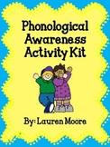 Phonological Awareness Activity Kit
