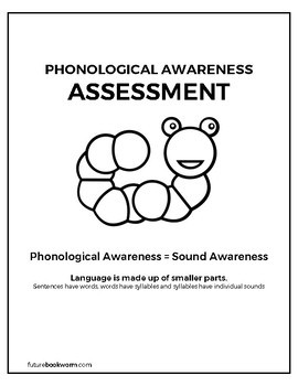 Phonological Awareness Assessment Booklet