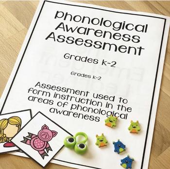 Phonological Awareness Assessment (Emergent)