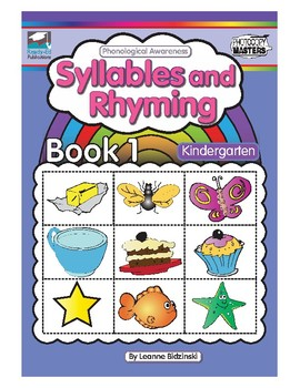 Phonological Awareness Book 1: Syllables and Rhyming