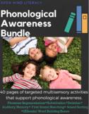 Phonological Awareness Bundle:Phoneme Segmentation, Substi